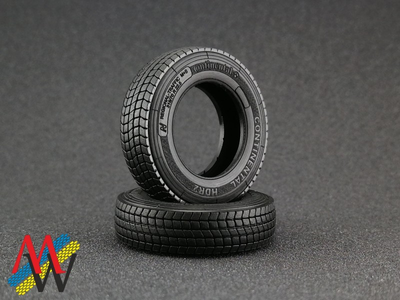 315/70 R22,5 rear Continental HDR2