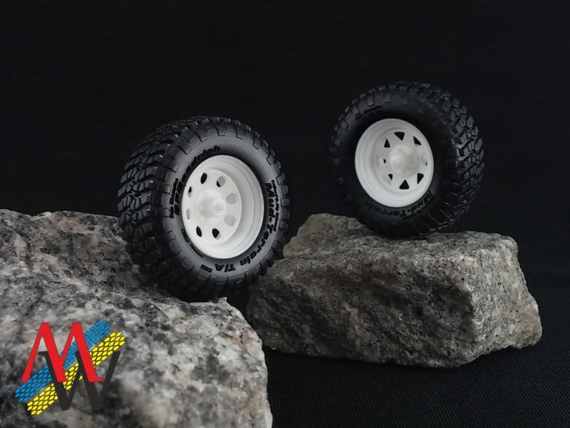 Goodrich R16 Mud-Terrain T/A KM2