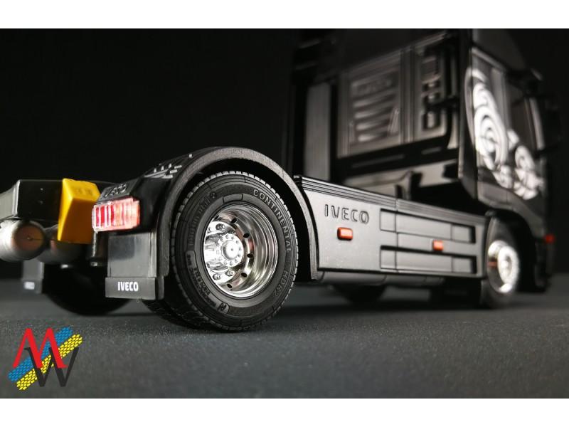 Rims 7,5х22,5 Chrome rear