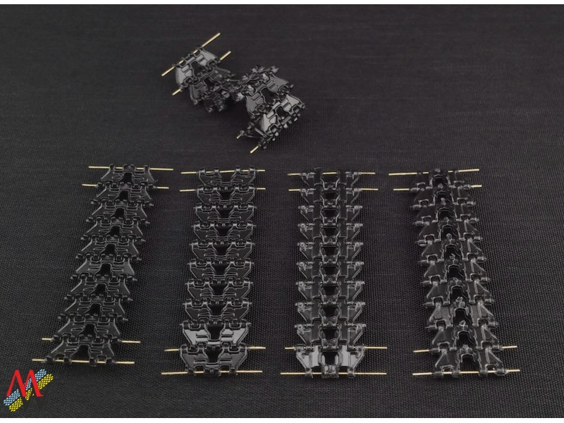 Set of crawler tracks for T-150, DT-75