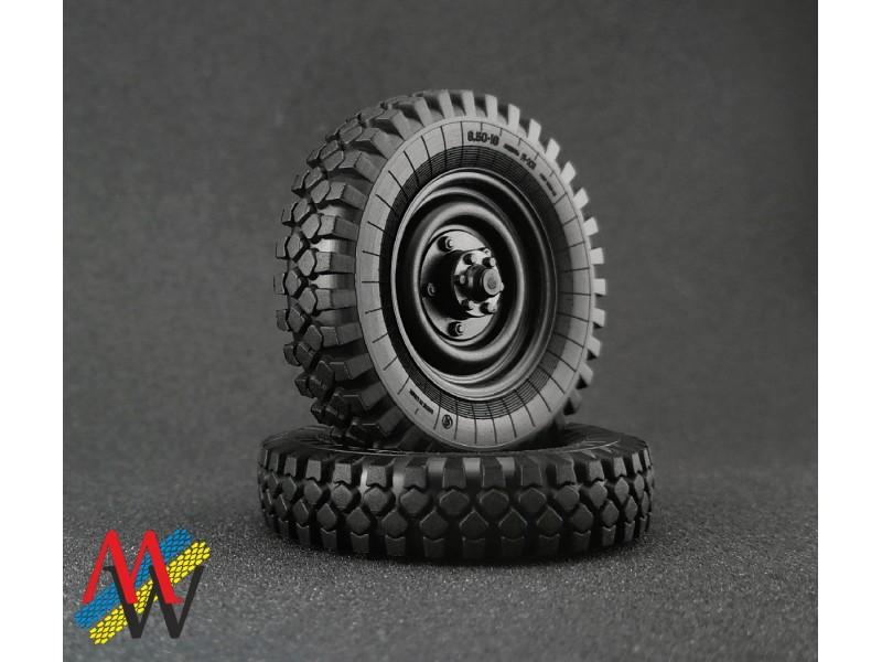 Set for GAZ-69 + Gear Turn Wheels