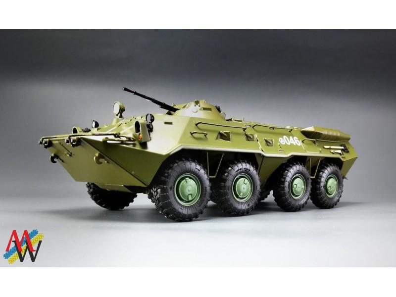 Set for BTR-60; 70; 80