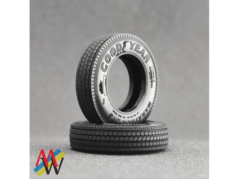 1:50 11 R22,5 GOODYEAR front